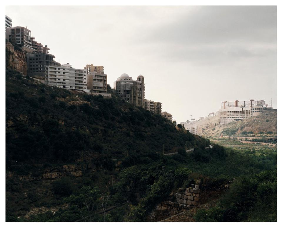 Valley, Beirut, 2009