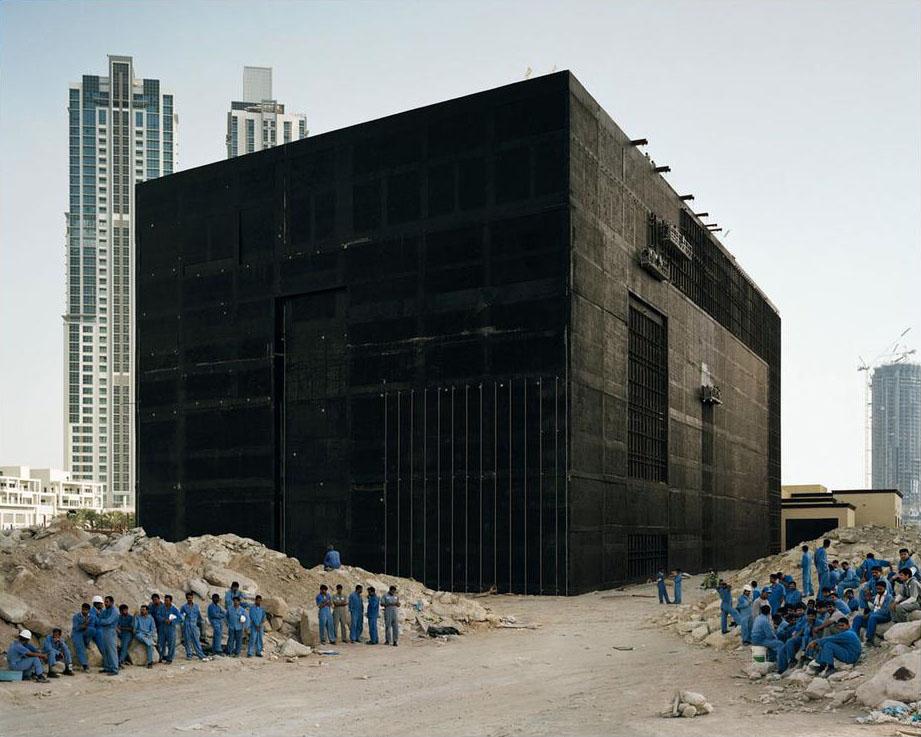 Cooling plant, Dubai, 2009