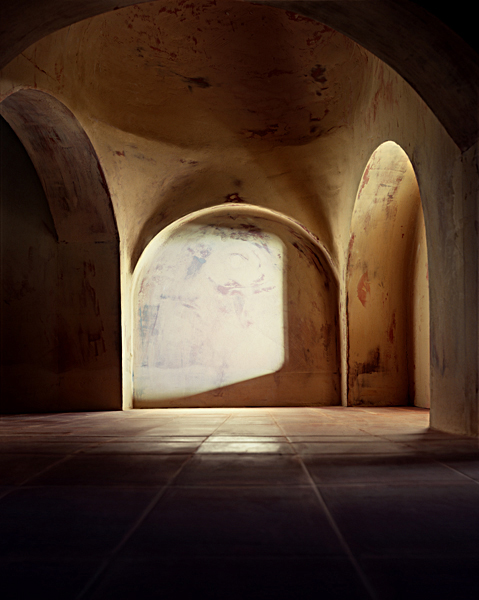 Luxor #1 , 2007, digital chromogenic print, 60 x 48 inches & 90 x 72 inches.