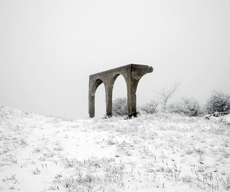 Ruin (near Budapest, 2011)