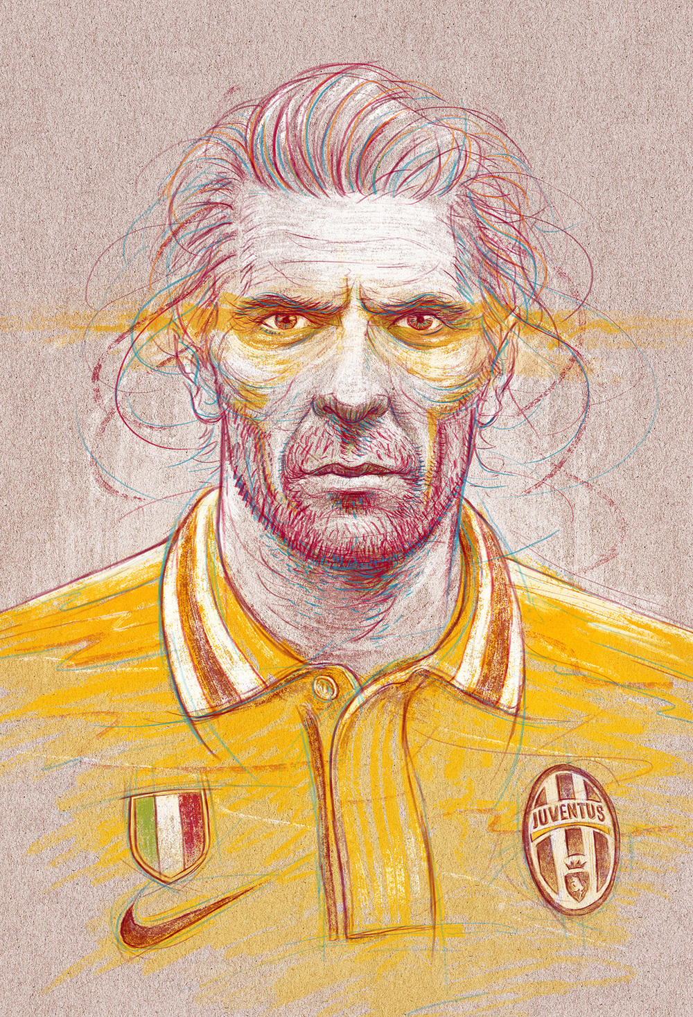"Gianluigi ""Gigi"" Buffon, 2013"