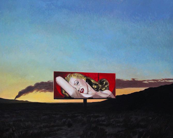 My Land Is Where My Dead Lay Buried. gouache on board. 16 x 20 in. 2011.jpg