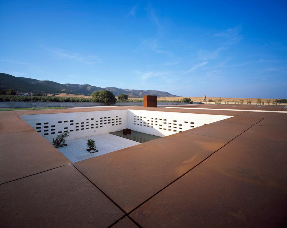 Madinat Al Zahara Museum by Nieto Sobejano Arquitectos110.jpg