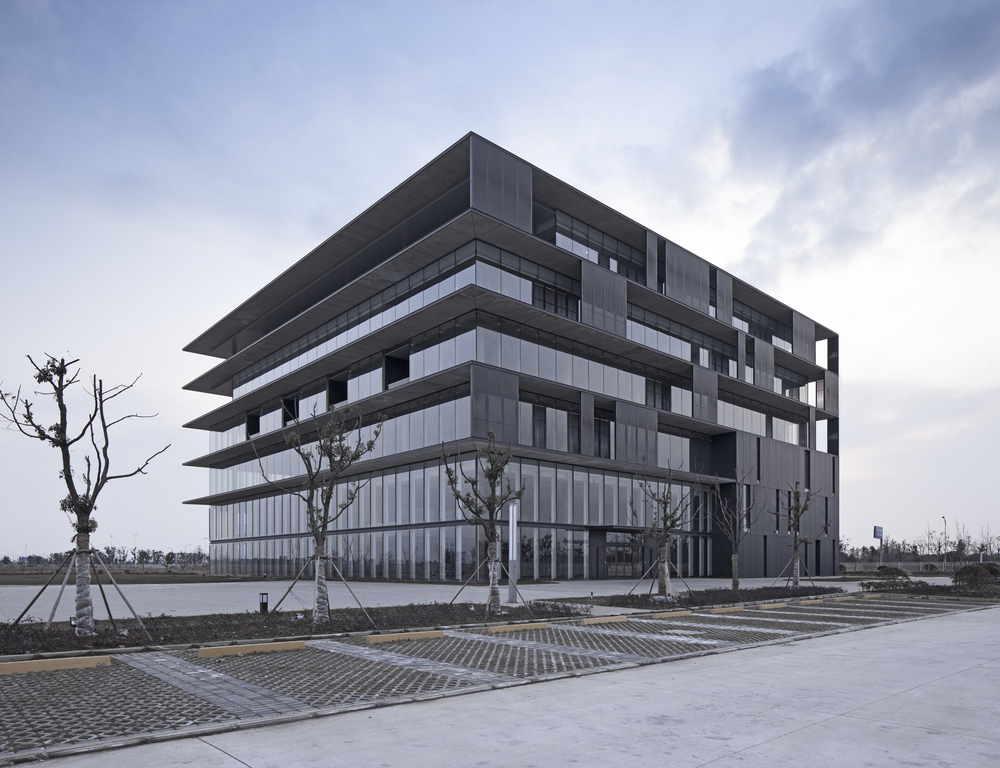 Wuxi Memsic Semiconductor Headquarter by UDG China � The Tree mag