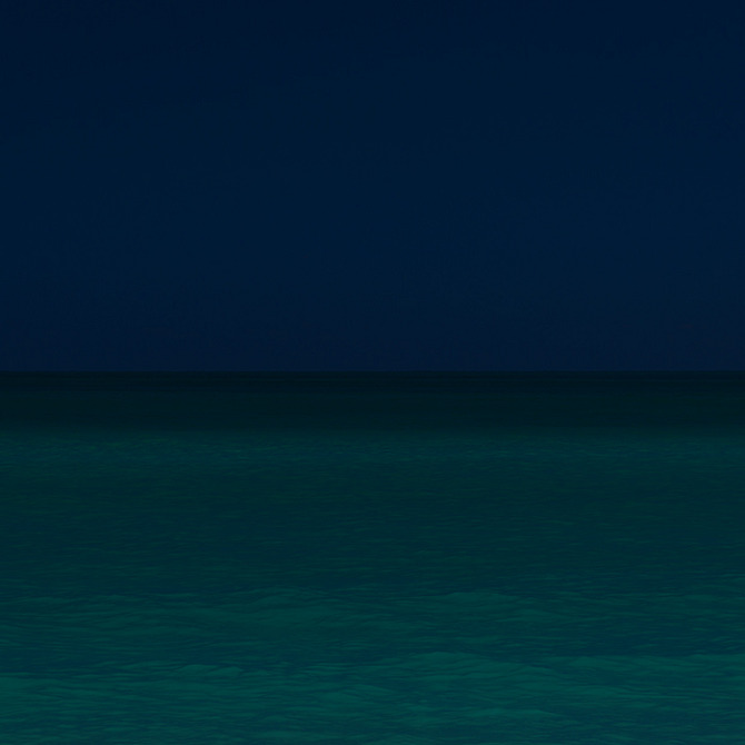 Atlantic Ocean Series No. 1, 2012