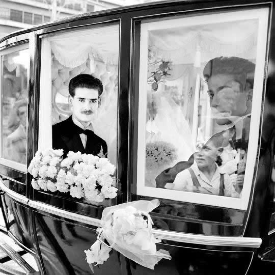 Nozze a Valenza, 1956