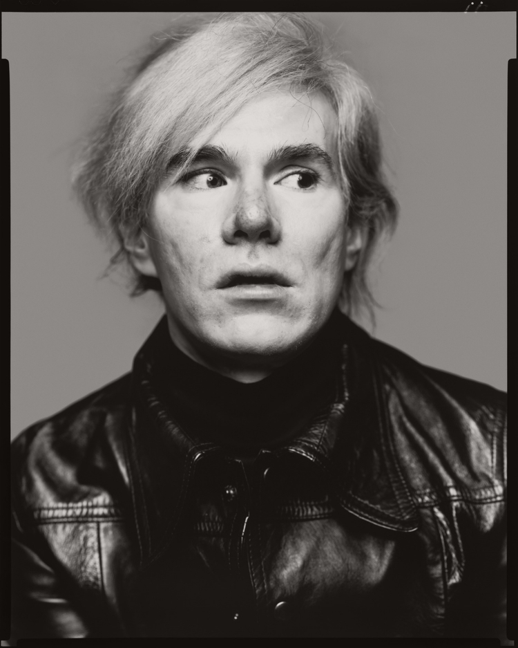 Andy Warhol, artist, New York City, August 14, 1969