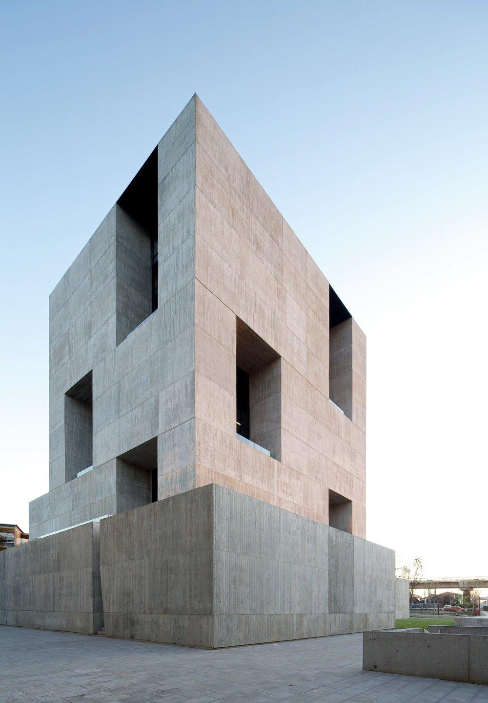 Innovation Center UC – Anacleto Angelini di Alejandro Aravena ELEMENTAL_the-tree-mag_13.jpg