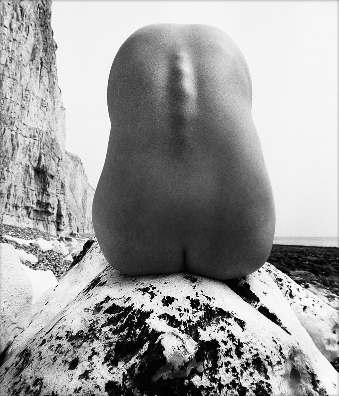 nude by bill brandt 48-Nude__East_Sussex_Coast__1977_July.jpg
