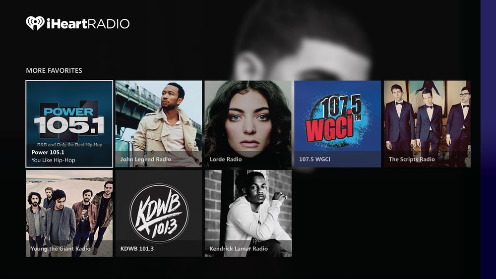 iHeartRadio (for iPad) Review & Rating | PCMag.com