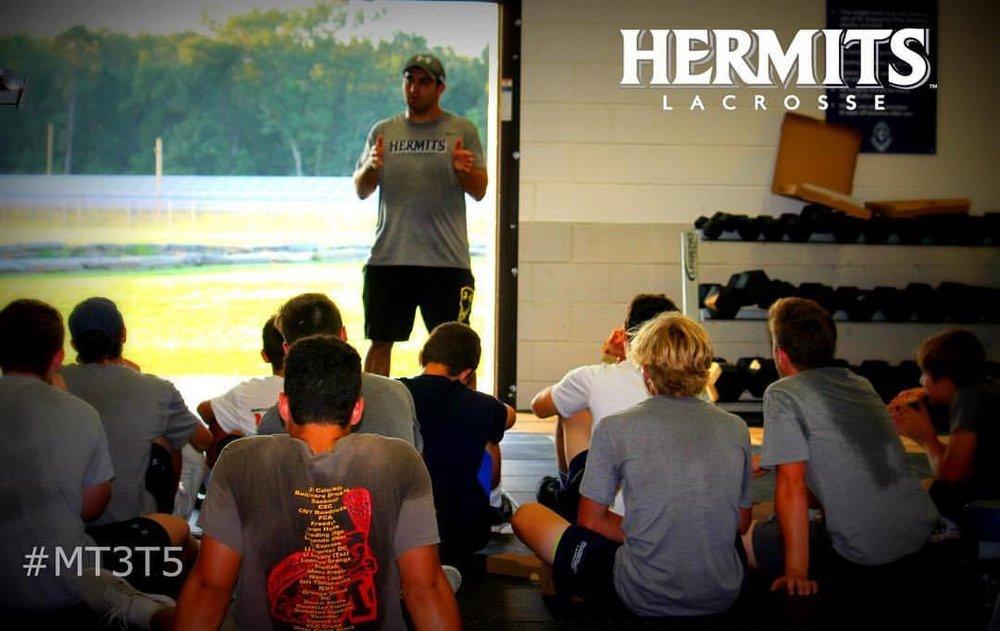 8.9.17 | Steve Pontrello '12 - Team Strength Training / Tennis Court 3vs.3 Games / Alum Speaker / Team Dinner