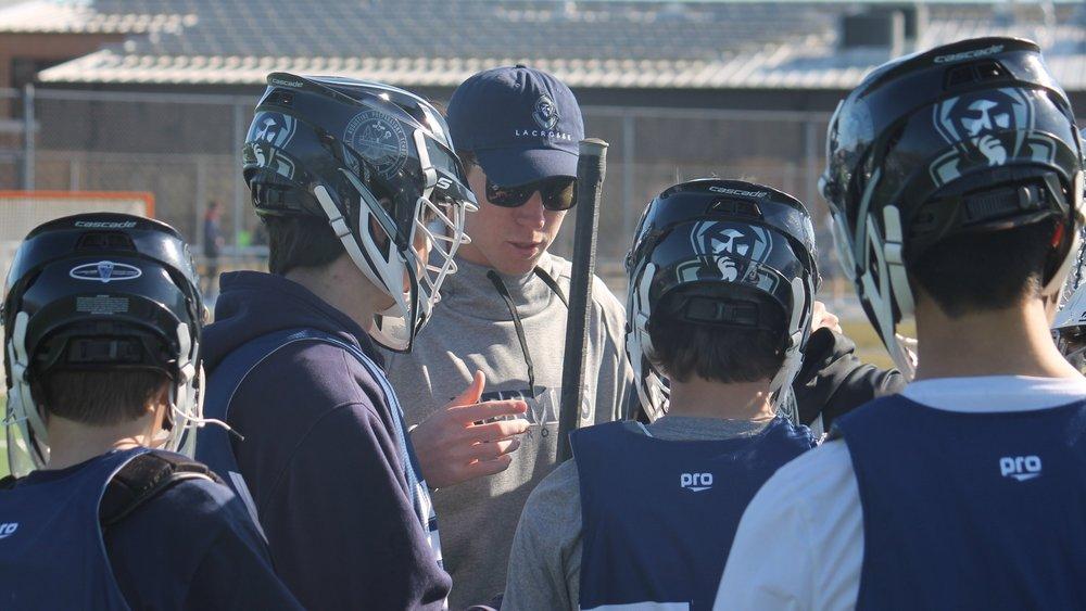 MATT SPIERS ('14) - Assistant JV Coach / Defensive CoachSJU '18