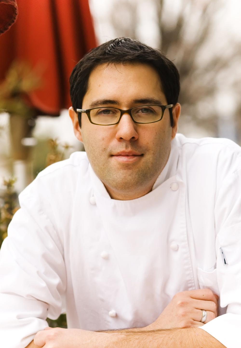 Chef Jake Crenshaw