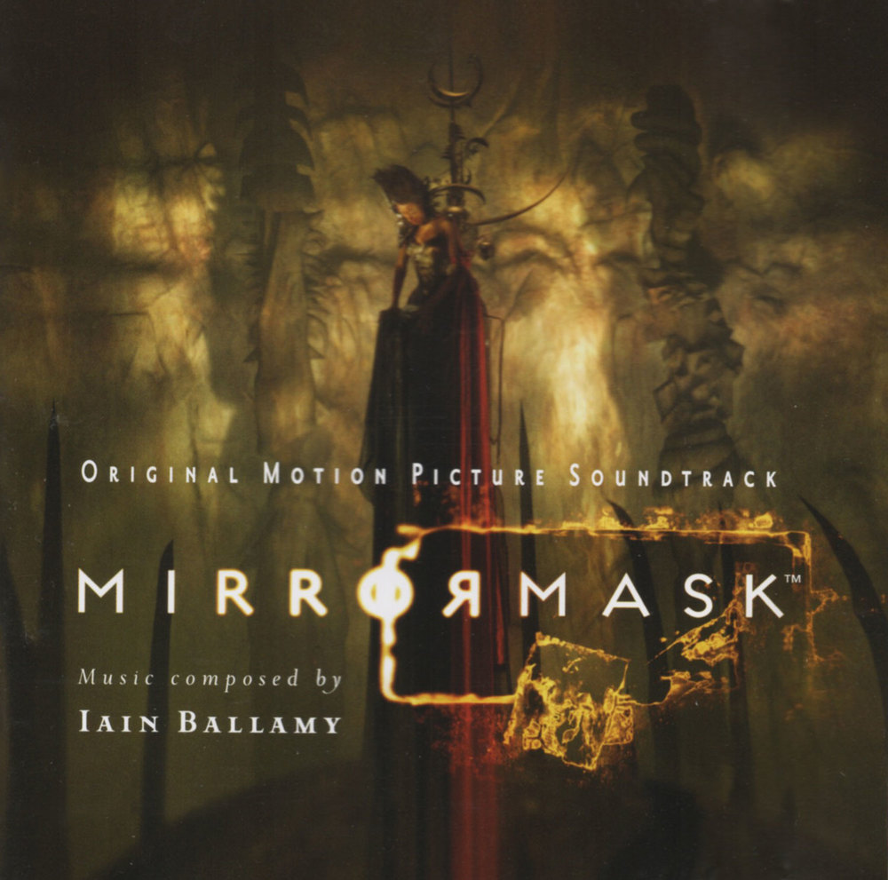 Iain Ballamy -Mirrormask