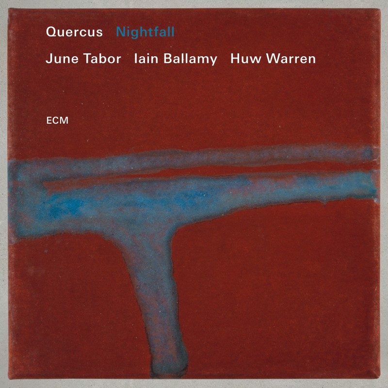 NIGHTFALL by QUERCUS Release date: 28.04.2017 ECM 2522