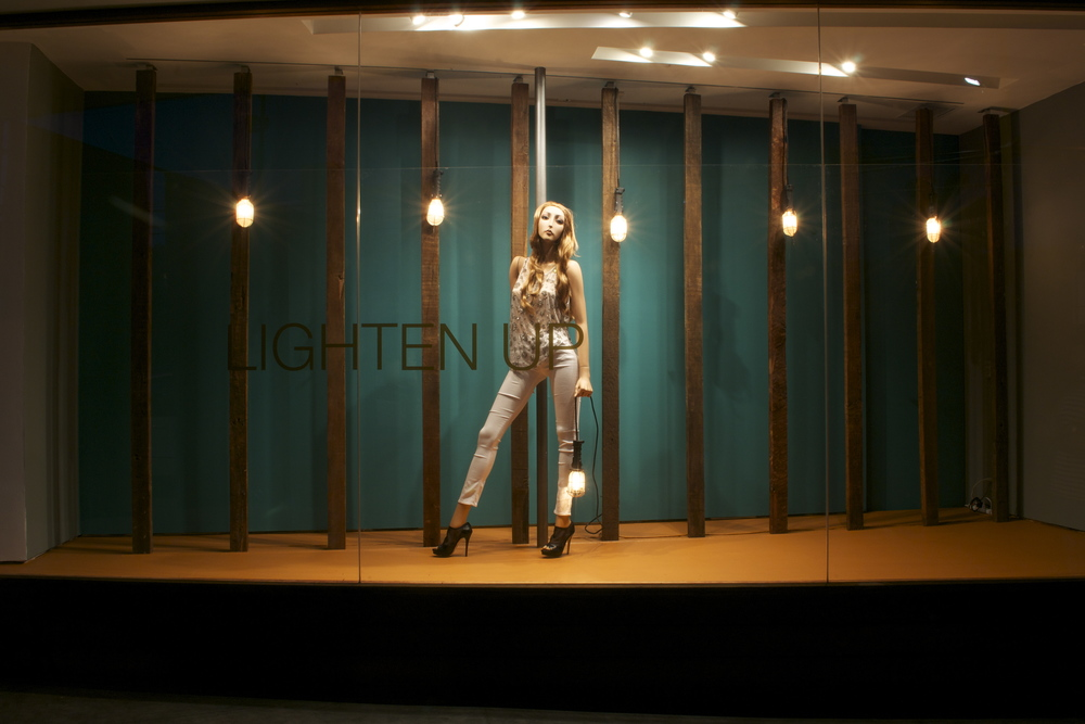 Lighten Up - Madison 3rd street - Summer 2011