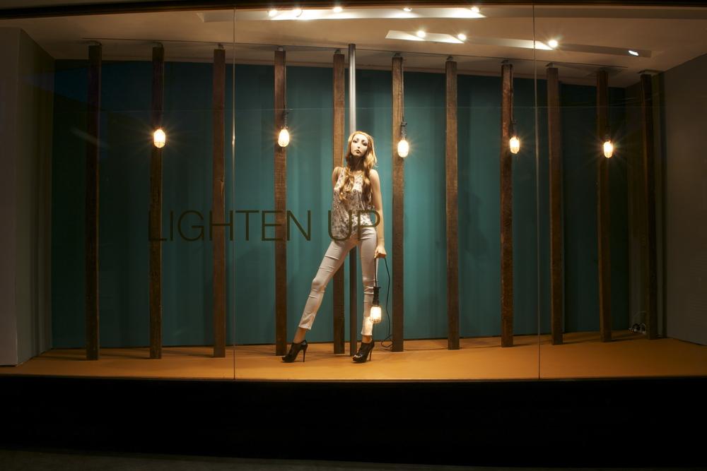 Lighten Up - Madison 3rd street - Summer 2011