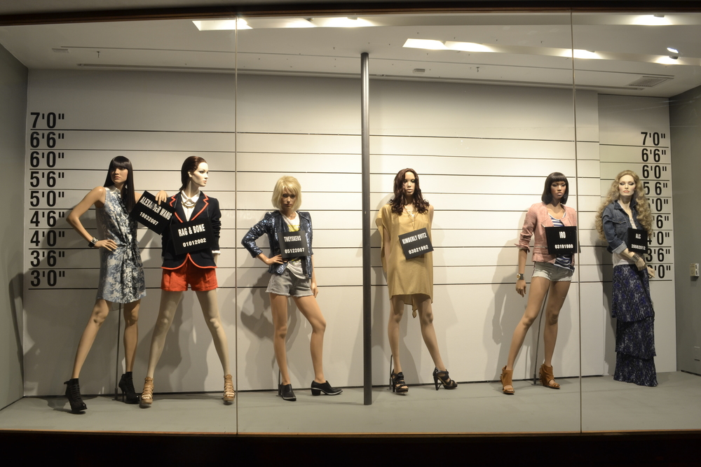Spring Line Up - Madison 3rd Street - April 2012