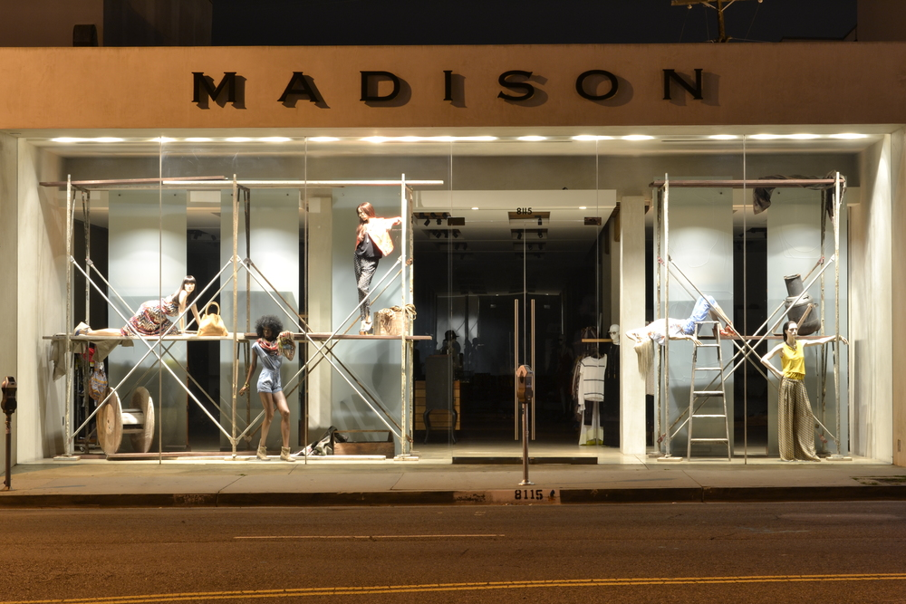 The Heights of Fashion - Madison Melrose - May 2012