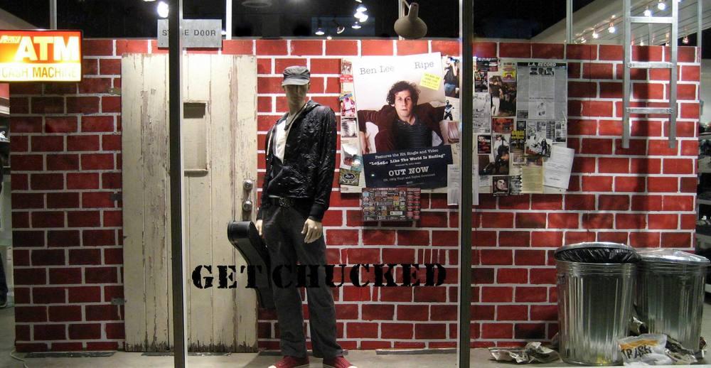 Get Chucked - LASC - October 2007