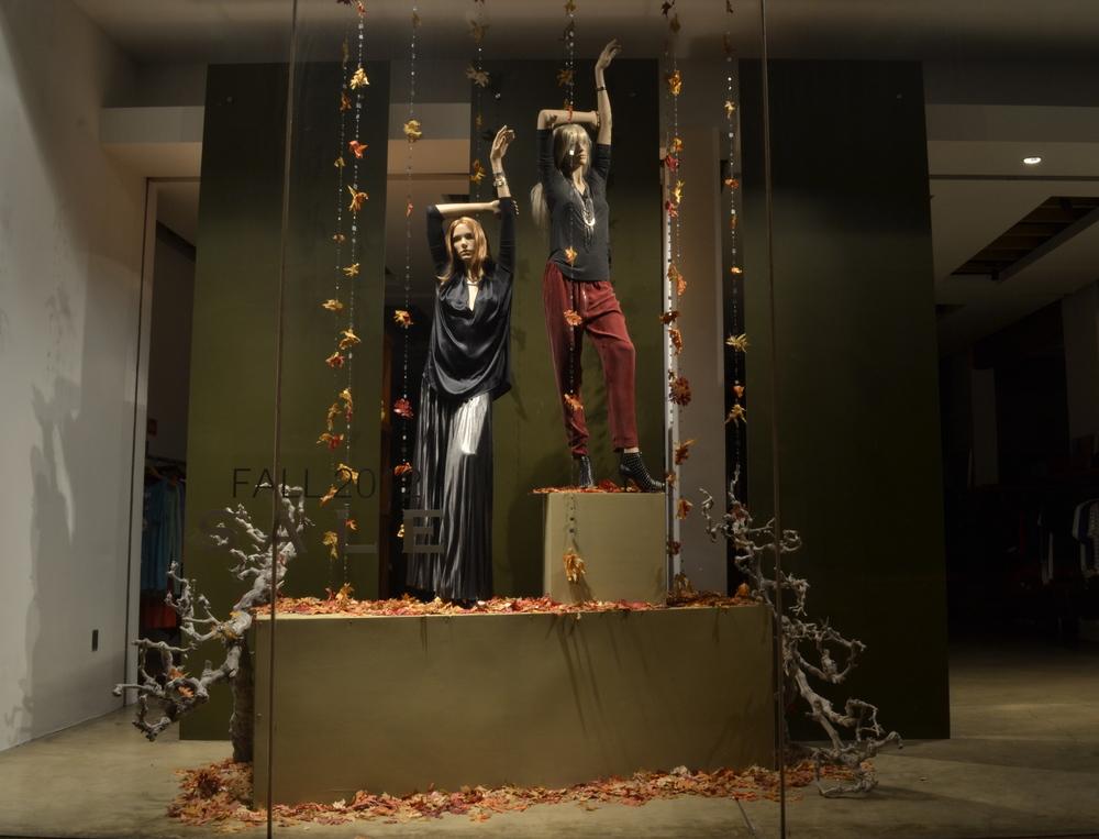 Fall - Madison Melrose - November 2012