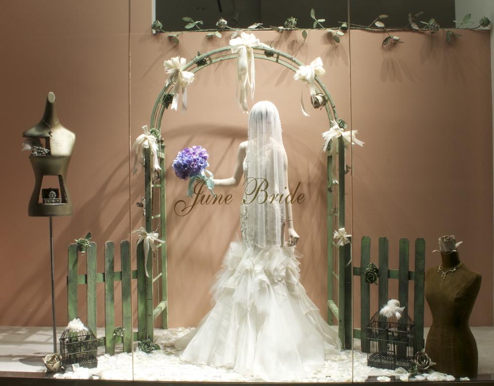 June Bride - St. Pucchi - June 2013