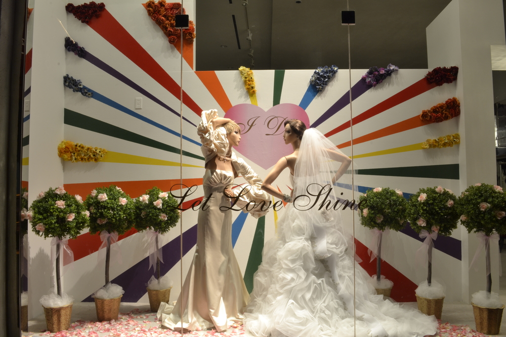 Let Love Shine - St Pucchi - July 2013