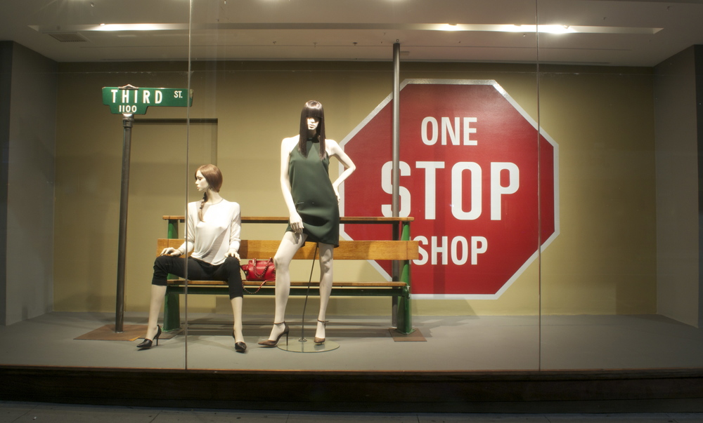 One Stop Shop - Madison 3rd Street - August 2013
