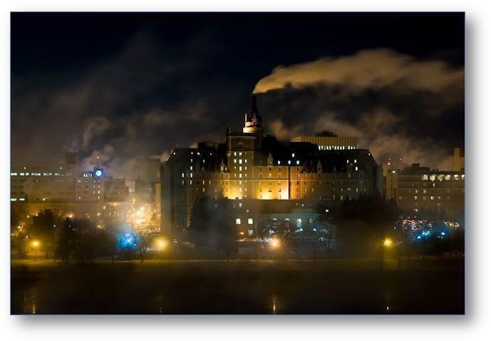 Bessborough Hotel , Saskatoon, Saskatchewan, Canada