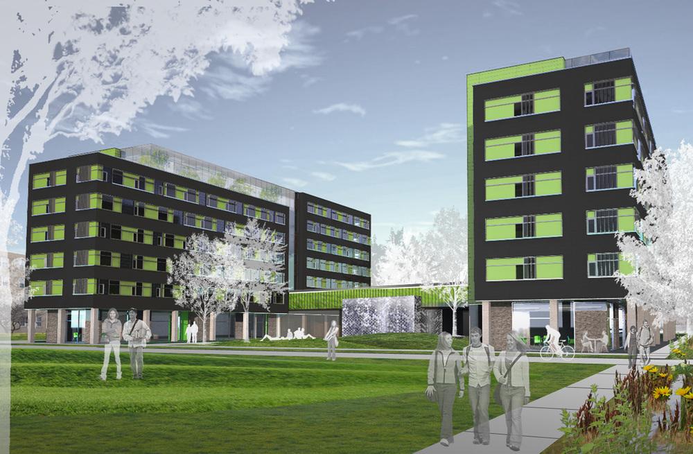 IIT MSV Dormitories