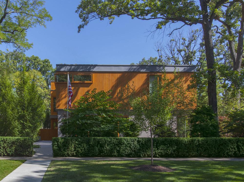 Wilmette Residence