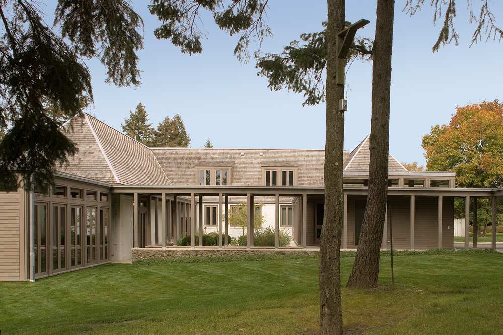Midwest residence dirk denison architects - Residence carmel par dirk denison architects ...
