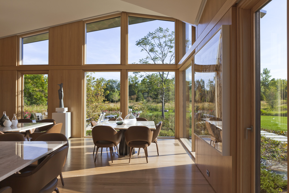 Dirk denison architects - Residence carmel par dirk denison architects ...