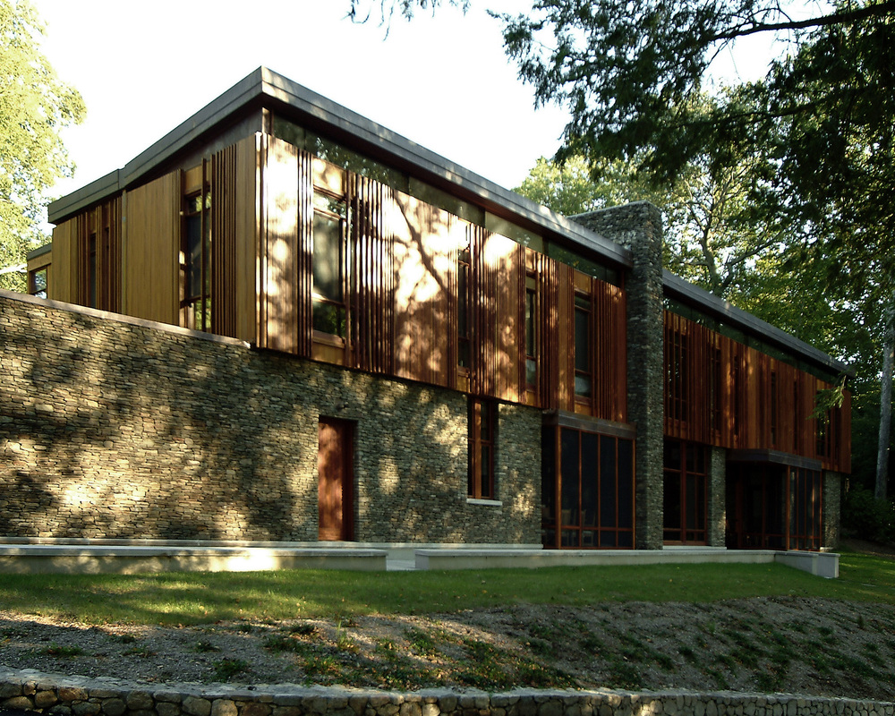 Wilson residence gallery dirk denison architects - Residence carmel par dirk denison architects ...
