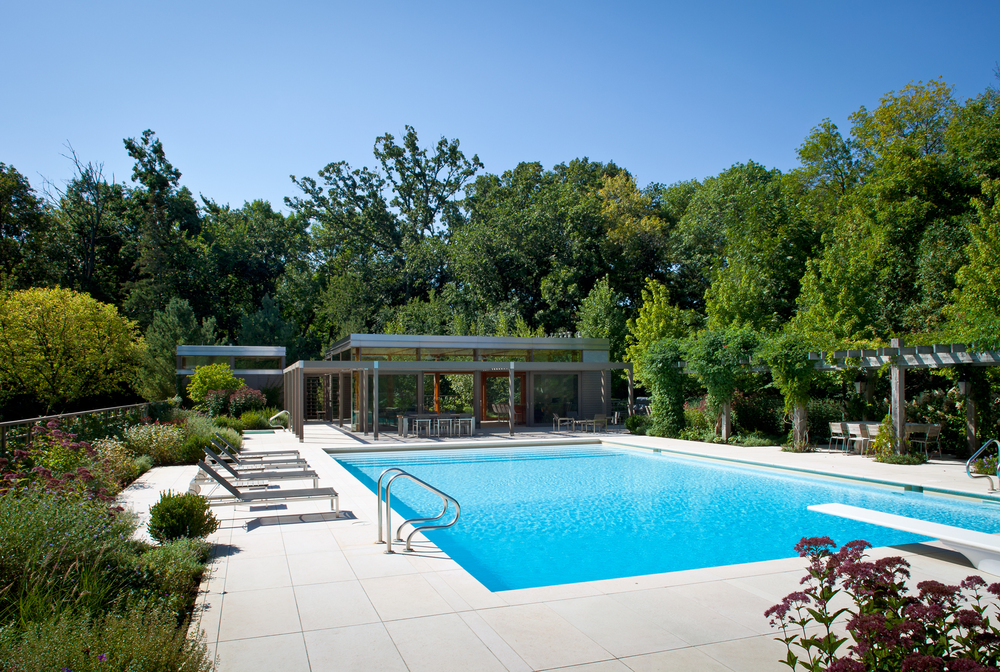 Midwest Poolhouse