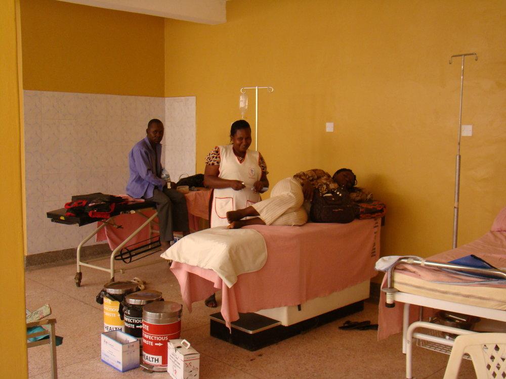 TB/HIV clinic