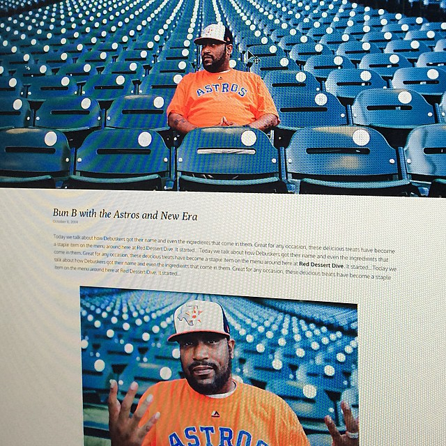a humbling honor to photograph #bunb @trillog @teamdoubledose a #newera #astros #baseball cap line. more to come --- a man passionate to mentor with a love for the beautiful city of #Houston, #putinworksoimworthy he says and I'm listening #chasinghouston -- used the photos in the layout redesign of my site then will post the full article. -- #photoshoots #trillog #chasinghouston #makesomething #dosomething #downtown