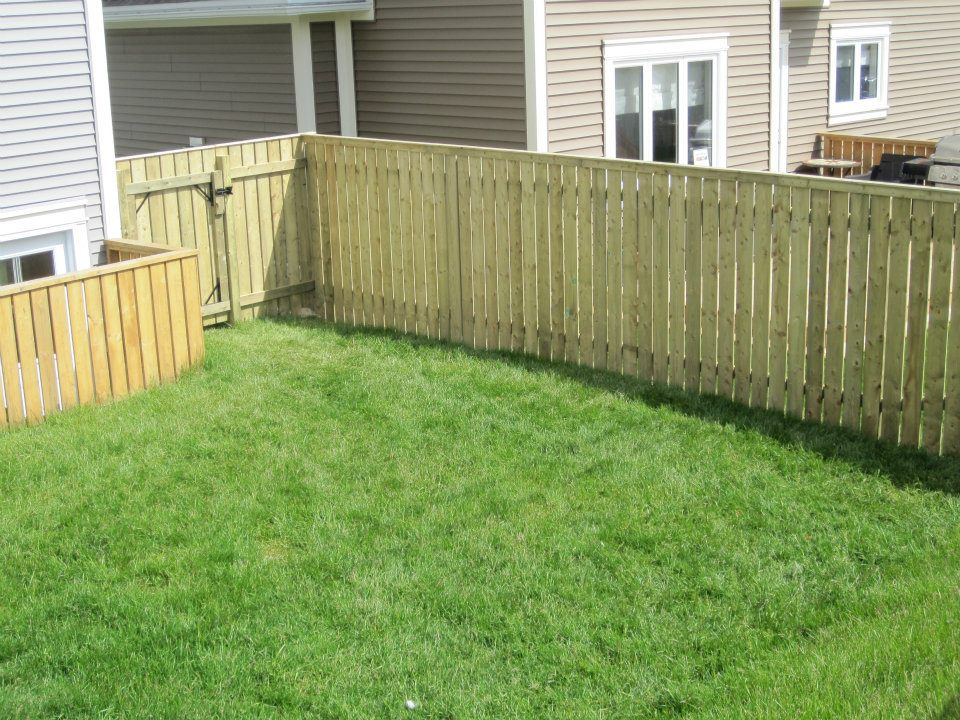 6 foot privacy fence post spacing by fences and decks octagon inc