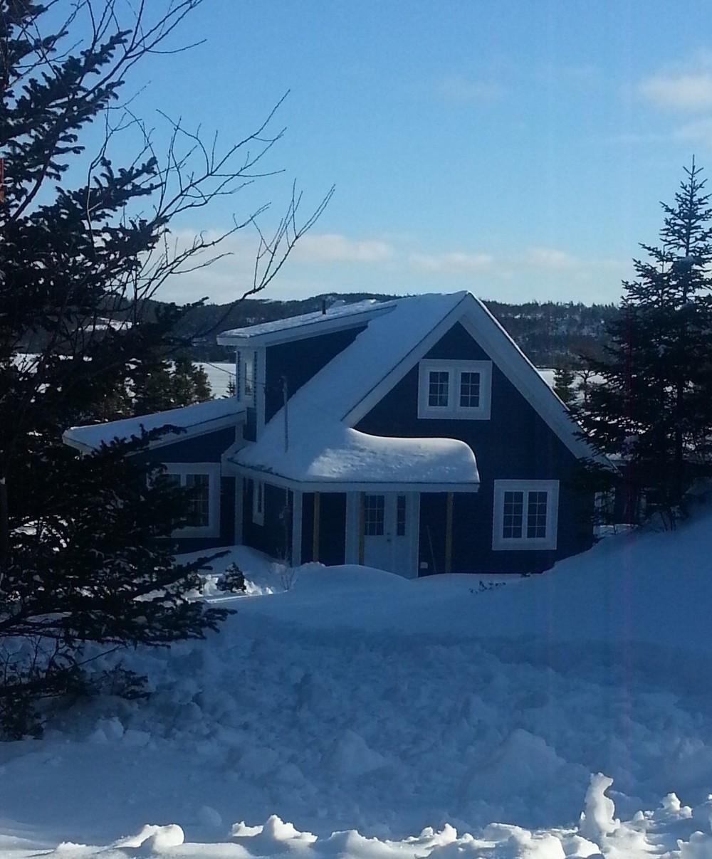 Winter retreat