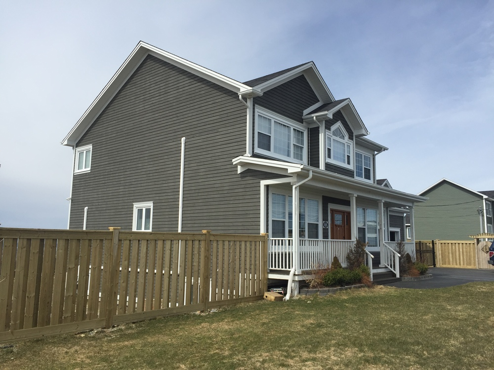 Cape Cod siding and trims provide low maintenance comfort and durability.