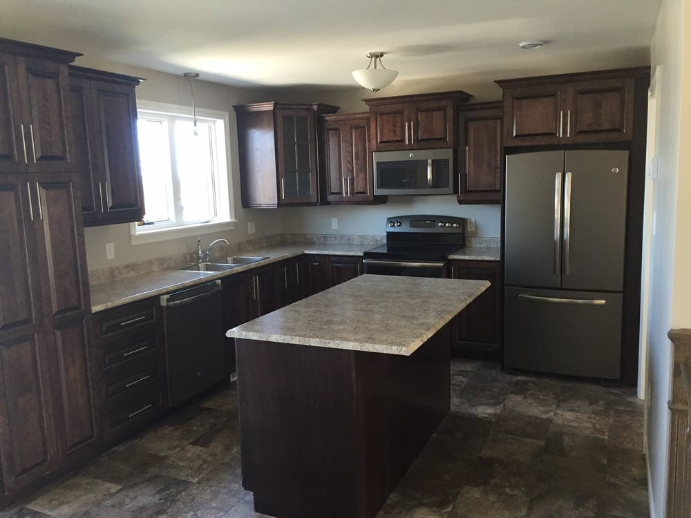 Brand New Kitchen With All New Cabinets, Appliances, Plumbing, Electrical  And Finishes.