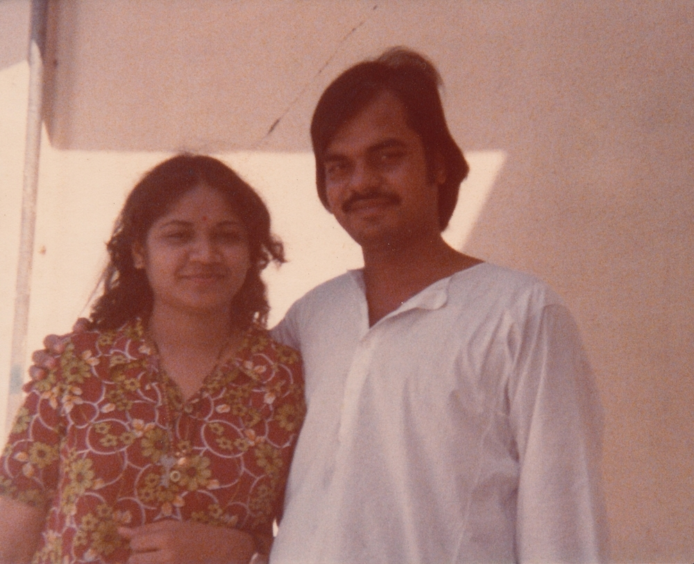 My loving parents