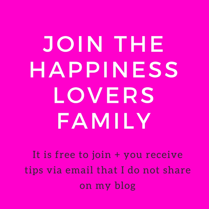 Join the Happiness Lover's Family