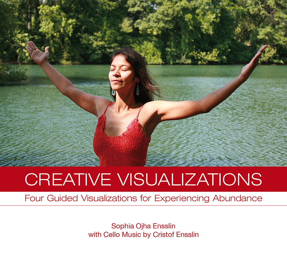 Guided Creative Visualization Meditations CD