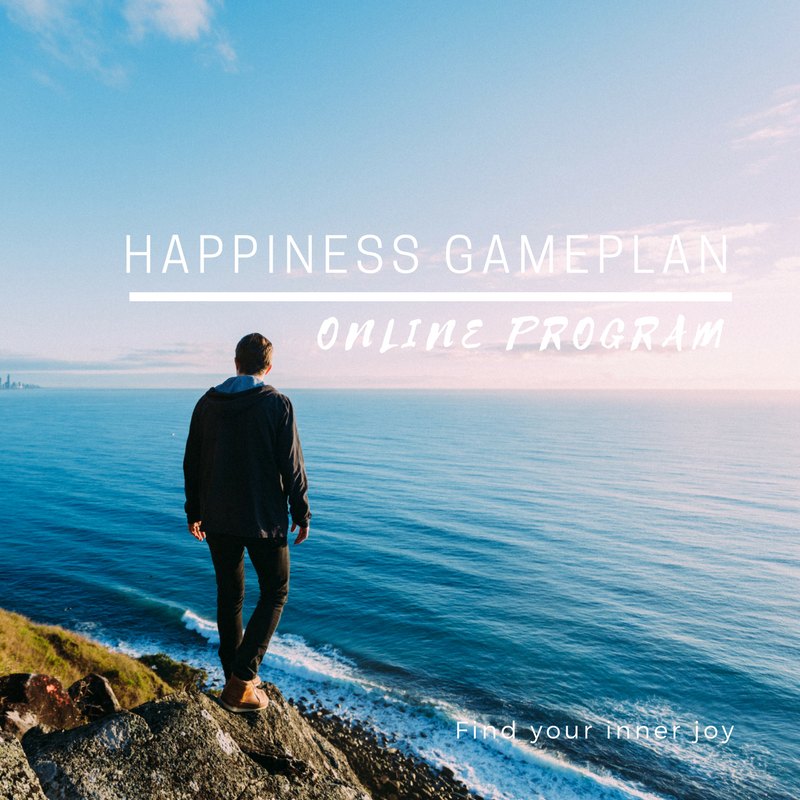 Happiness Gameplan course