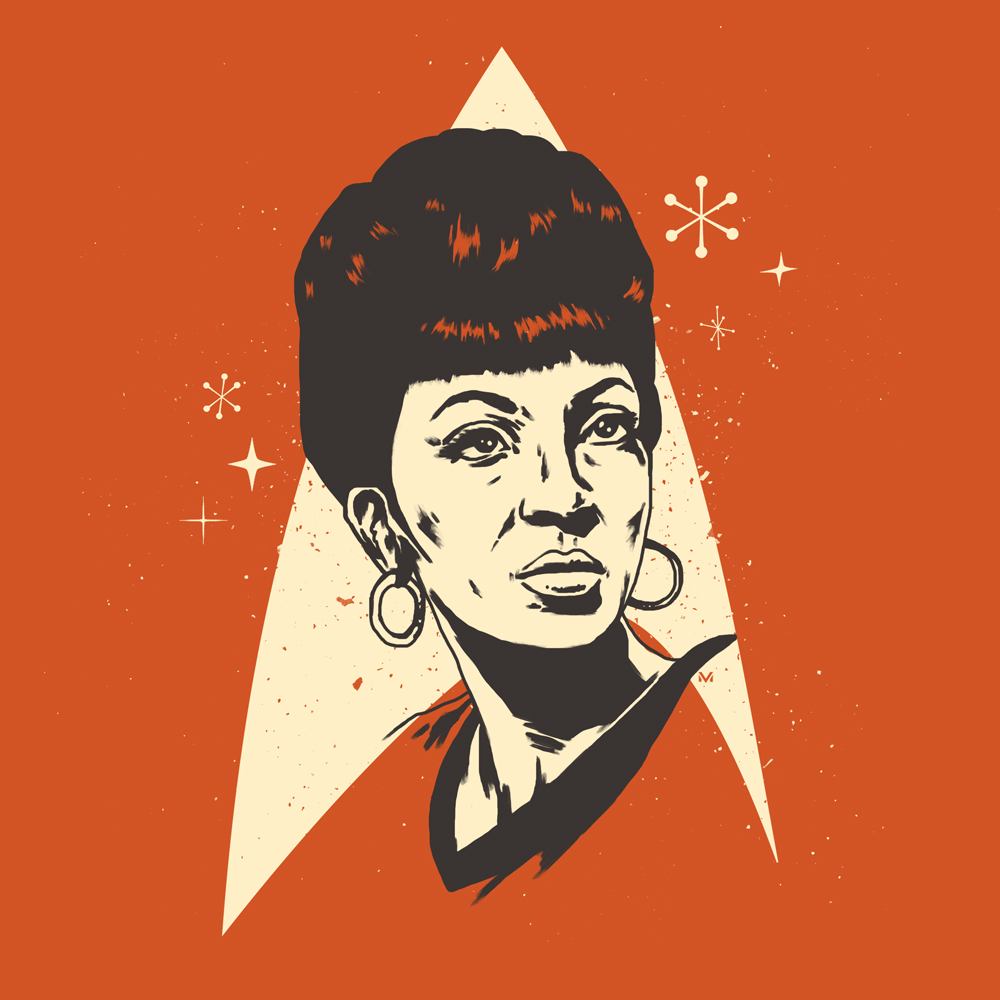 UHURA   Black History 2016 Week 1