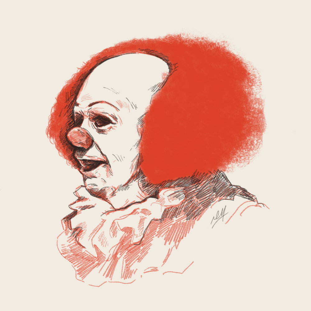 PENNYWISE  RED NOSE DAY 2017
