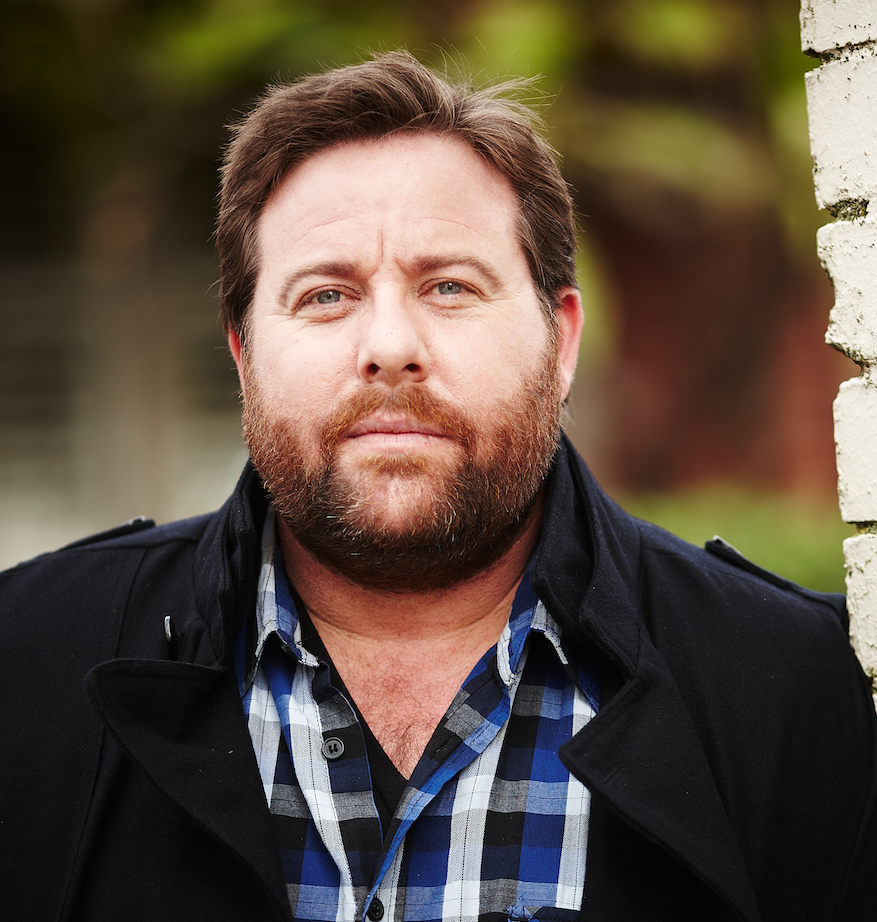 Shane Jacobson, 2016 DINNER speaker - GET READY FOR A GREAT NIGHT!