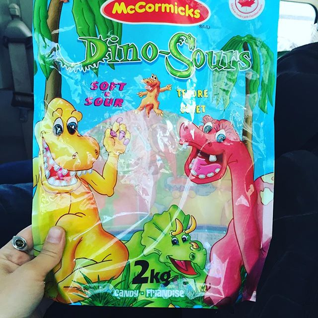 We are a 2kg bag of #dinosours between Edmonton and Vancouver. Will we die?