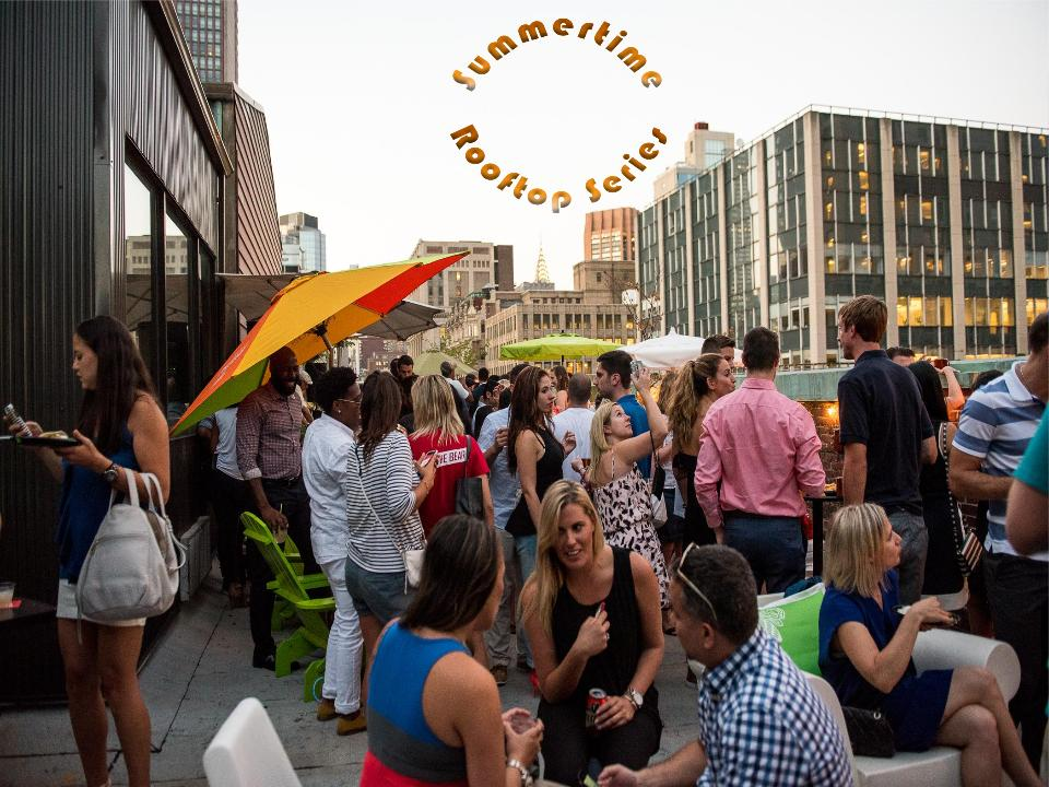 Unlocking New York's hidden gems, one rooftop at a time.